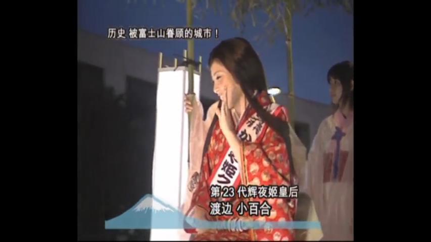 富士山に愛される街!富士市-歴史(中国語)