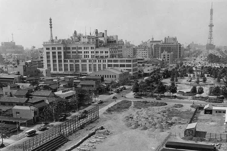 昭和30年代末