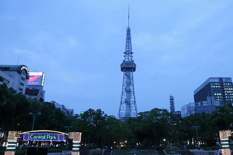 名古屋テレビ塔開業60周年2014年6月20日