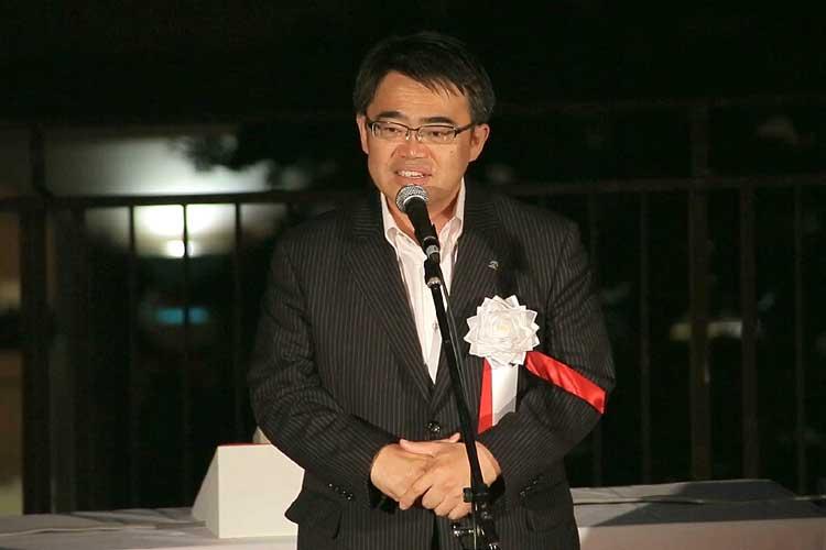 大村秀章 愛知県知事の挨拶