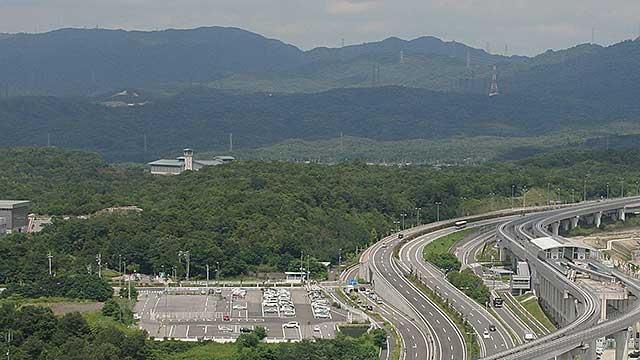 愛知県陶磁美術館と周辺