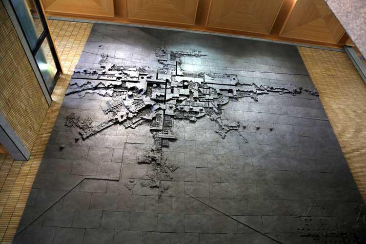 第7展示室(B1F)-現代陶芸の常設展示