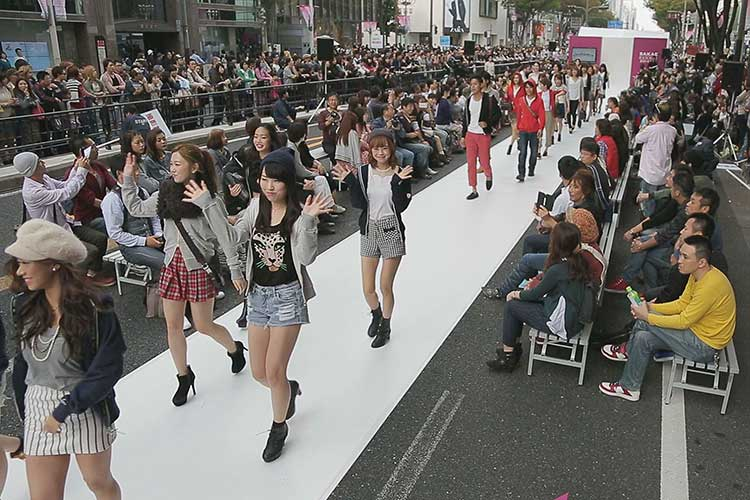 SAKAE RUNWAY 2014AUTUMN WINTER