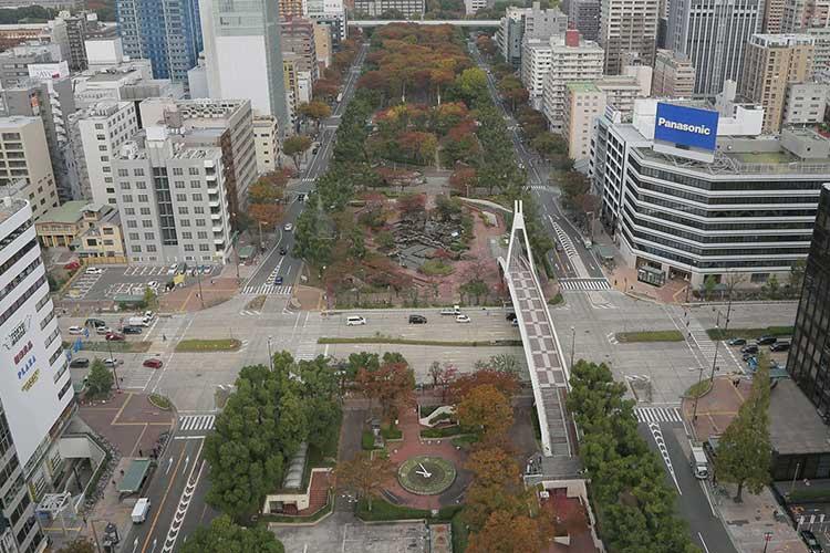 久屋大通公園(テレビ塔北)