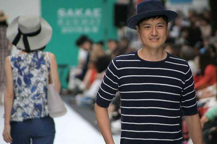 SAKAE RUNWAY 2015 SPRING/SUMMER