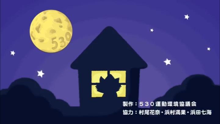 530運動テーマソング「ピカピカ☆キラリン」アニメ